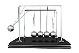 Energy desk toy