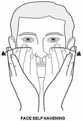 Face Self-Havening